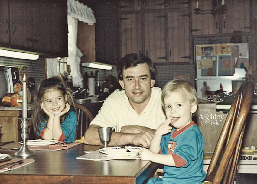 Flashback Friday - Father's Day