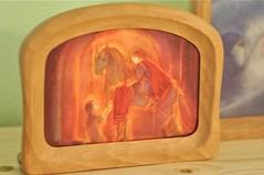 saint martin postcard (waldorf mama) Tags: autumn wool festival knitting waldorf celebration lantern steiner lanternwalk martinmas saintmartinsday shelleycaskey waldorfmama