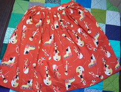 with the band skirt before 1