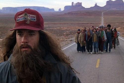 forrest gump running. Forrest Gump: Forrest says,