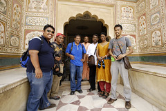 Rajasthan | Amber Fort (wazari) Tags: life people india art train person asia photographer place delhi culture journey trainstation destination backpacker newdelhi traveler travelphotography adventuretravel colorsofindia iloveindia ilovetravel peopleandplace wazari wazariwazir placeanddestination