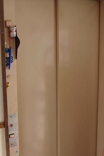 家にエレベーター