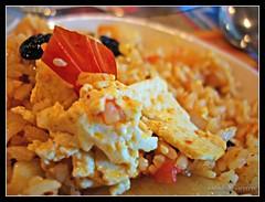 Tofu Biryani - Persian Palete