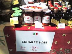 09-06-07_1420 (stopmangohome) Tags: food hot june phonecam italian sauce 2007 antipasti sosse scharfe ssse psychographsandvisionblogspotcom