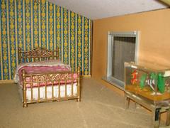 Paul's bedroom, new set