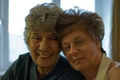 Mum and Freddy