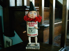 clabber girl (shebrews) Tags: staircase bakingpowder