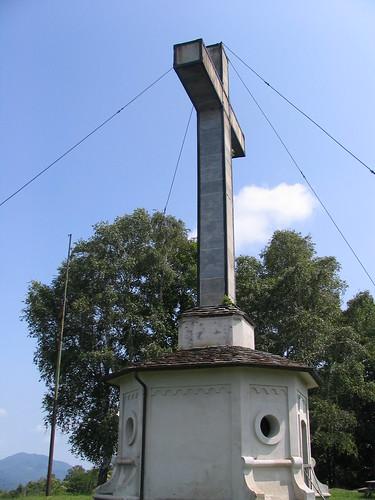 Croce sul monte fenera