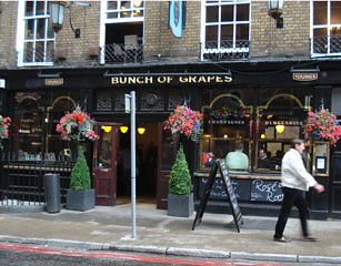 Picture of Bunch Of Grapes, SE1 9RS