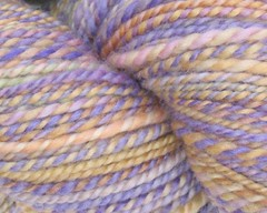 Fiore BFL handspun using Zen String fiber - 3.75 oz (WW)