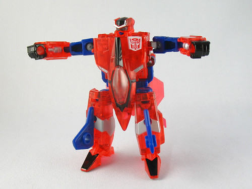 Transformers Collectors Club Breakaway (Little People, Big World Attack Mode)