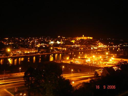 Coimbra de noche Foto 3