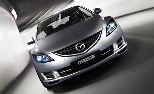 Фотографии новой Mazda 6