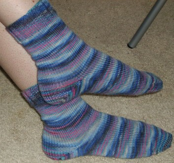Heather socks1