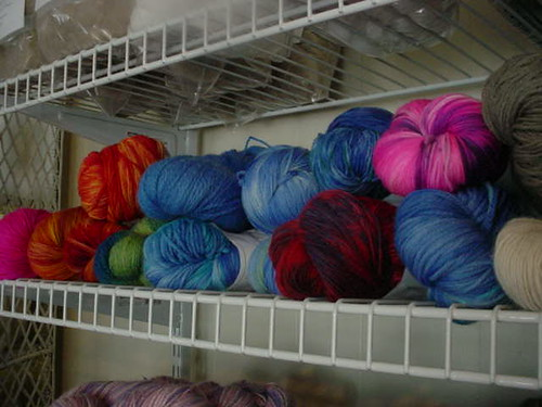 New Superwash Sock Yarn