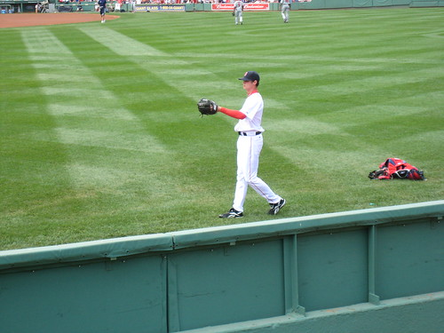 Buchholz Warming Up
