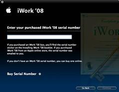 iWork '08 (Trial CD)