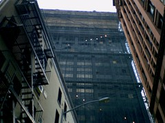 Beneath The Deutsche Banc Building