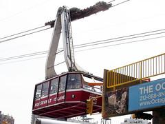 Roosevelt Island Tram docks
