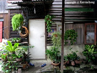 Door-Greenery