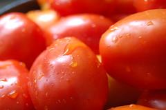 Garden fresh tomatoes
