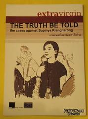 The Truth be Told: Supinya Klangnarong