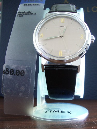 Timex 2004 Repro of 1961 Electric