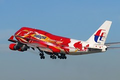 Malaysia Airlines Boeing 747-400 9M-MPD (Lin.y.c) Tags: plane airplane aviation planes boeing 747 b747 747400 744 malaysiaairlines b747400 b744 9mmpd