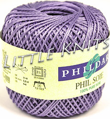 Phildar Silk - Phil Soie in Viollette