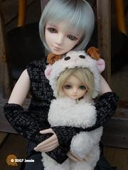 grp2b (qing_jess) Tags: doll er sheep louise bjd dollfie vivo abio dollmeet bambicrony abioangel