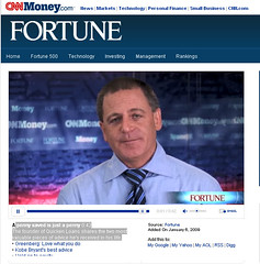 Quicken Loans Chairman Dan Gilbert on CNN Fortune