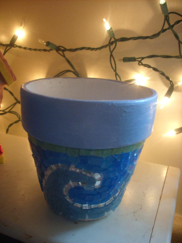 Flower pot - WIP 06/02/10