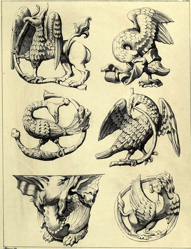 021-Nueva capilla colegio de Oxford-Gothic ornaments…1854- Augustus Pugin