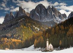 Odle Dolomites mountain (lucagiustozzi.com) Tags: mountain montagne dolomites dolomiti odle