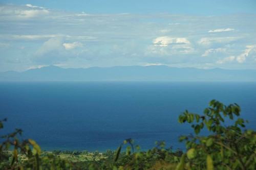 9a. Lake Malawi below Livingstonia