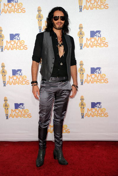 MTV Movie Awards 2010 Russell Brand