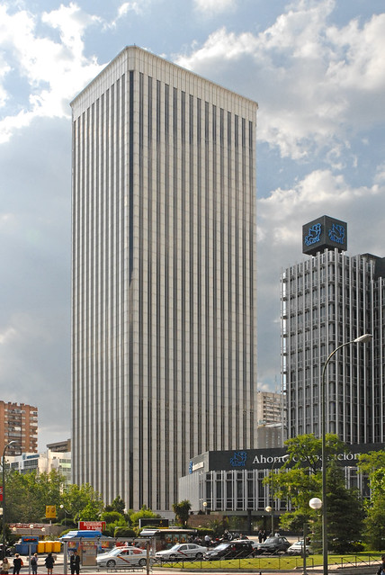 La tour Picasso (Madrid)