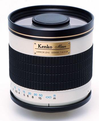肯高 500mm F6.3 DX 折返镜头