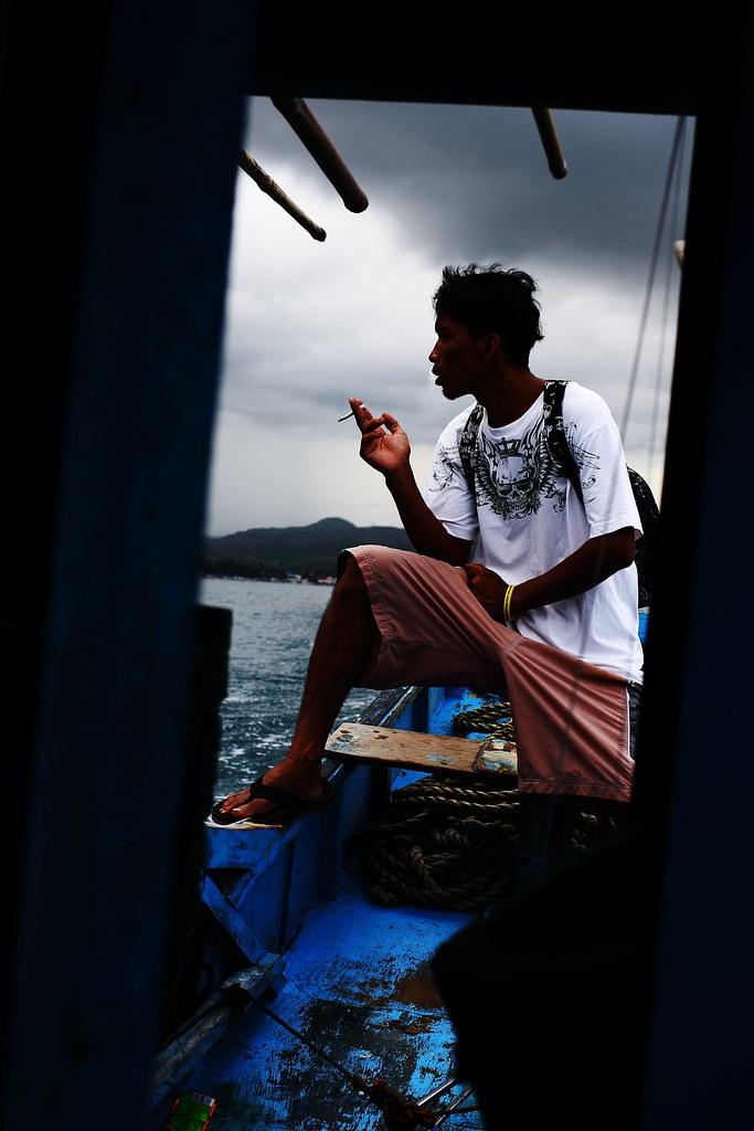 旅客還是船員?