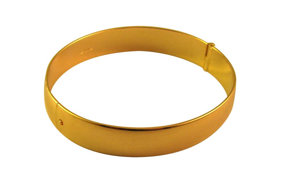 Gold-Band-Bracelet-Opaleen
