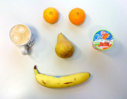 Zott Jogolé, Banane, Birne & Clementinen
