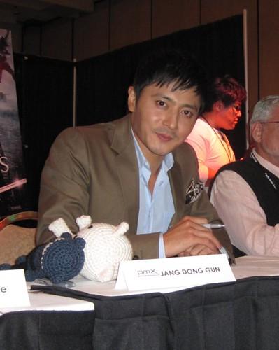 Jang Dong Gun @ PMX