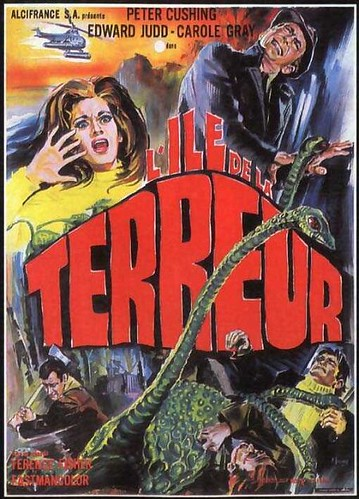 island of terror fr2