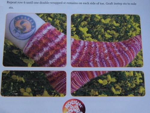 Rockin' Sock Club - June