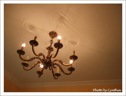 客廳主燈-光影2