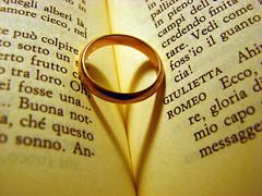 Giulietta e Romeo/Romeo and Juliet (filippo rome) Tags: love heart ring romeo radiohead juliet