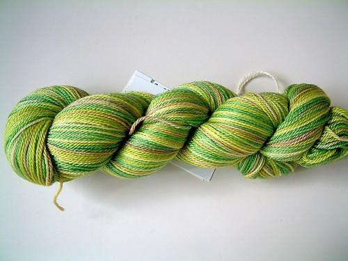 Yarntini- Mint Mojito