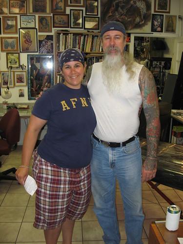 aloha tattoo. Aloha Tattoo