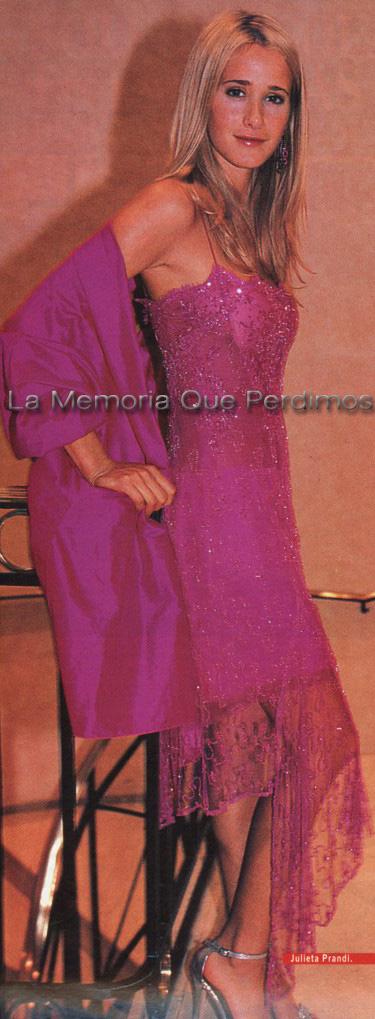 Julieta Prandi 2001
