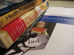 sem 2 2007 textbooks